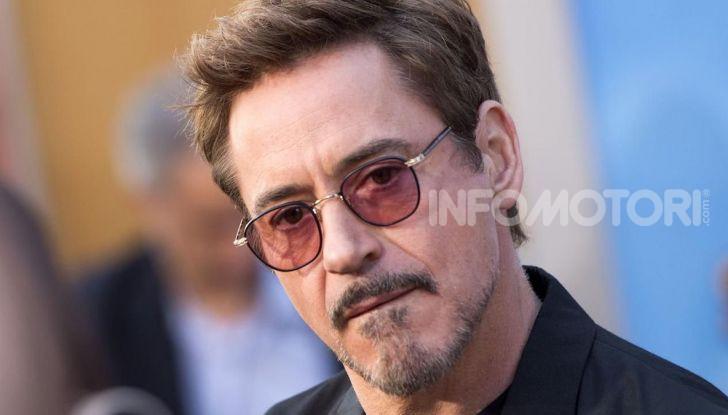Robert Downey Jr si regala una BMW 3.0 CS del 1974 modificata a tema Iron Man - Foto 4 di 10