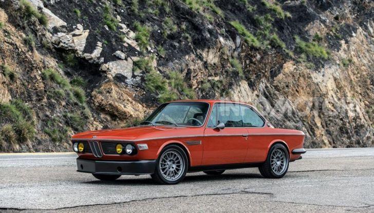 Robert Downey Jr si regala una BMW 3.0 CS del 1974 modificata a tema Iron Man - Foto 5 di 10