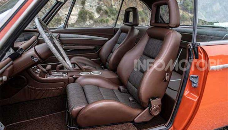 Robert Downey Jr si regala una BMW 3.0 CS del 1974 modificata a tema Iron Man - Foto 7 di 10