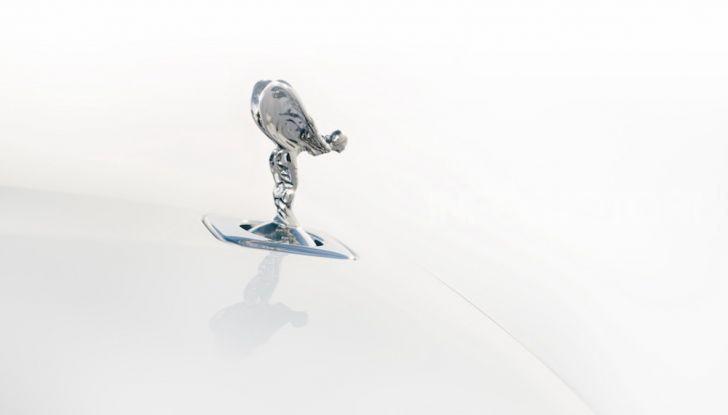 Rolls Royce Ghost: lusso e tecnologia allo stato puro - Foto 9 di 12