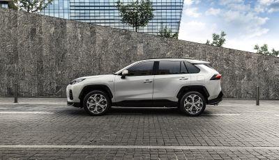 Suzuki ACross: il SUV ibrido che si sente una sportiva