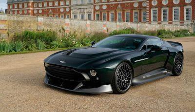 Aston Martin Victor: la più potente di sempre ha un V12 da 836 cavalli!