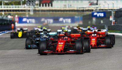 F1 2020, GP di Russia: gli orari tv Sky e TV8 di Sochi