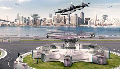 Hyundai verso la mobilità aerea del futuro con i taxi-droni volanti!