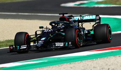 F1 2020: il video onboard di Hamilton al Mugello per il GP di Toscana
