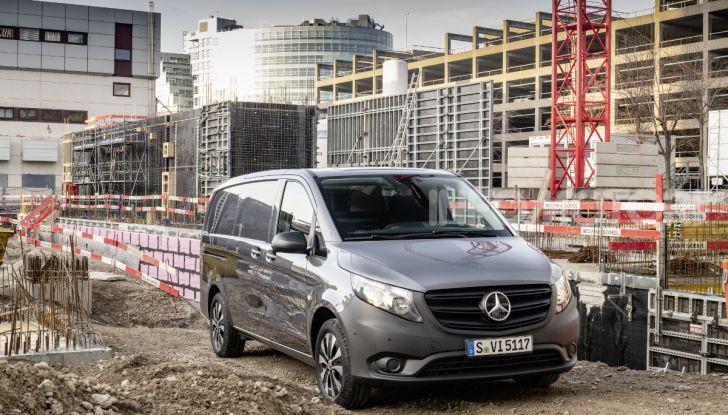 Mercedes Vito 2020