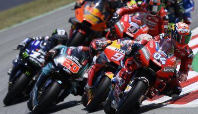 MotoGP 2020, GP di Catalogna: gli orari Sky, TV8 e DAZN del Montmelò