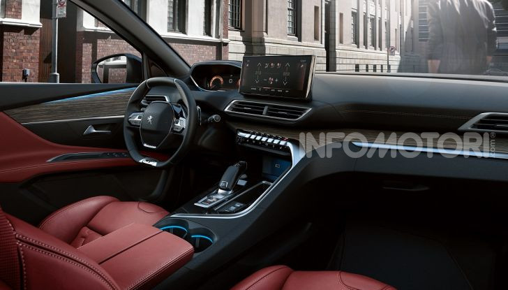Peugeot 3008 PHEV SUV 2021