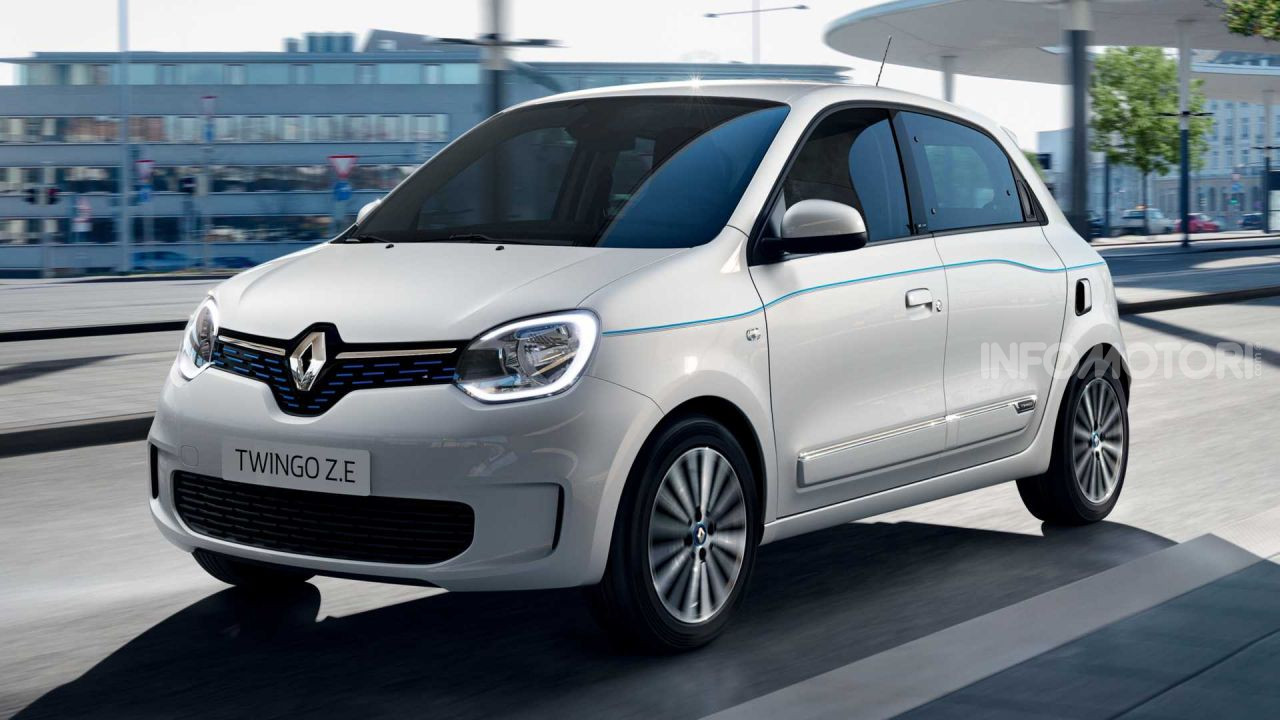 Renault Twingo Electric: al via gli ordini in Italia