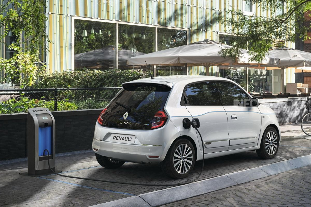 Renault Twingo Electric ZE