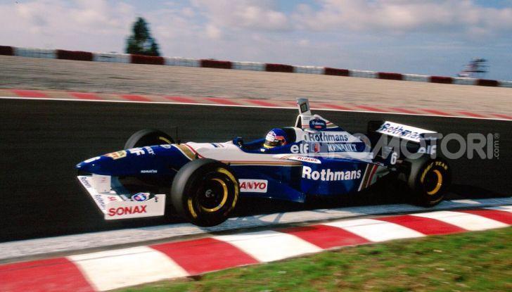 Williams F1 1997 Jacques Villeneuve