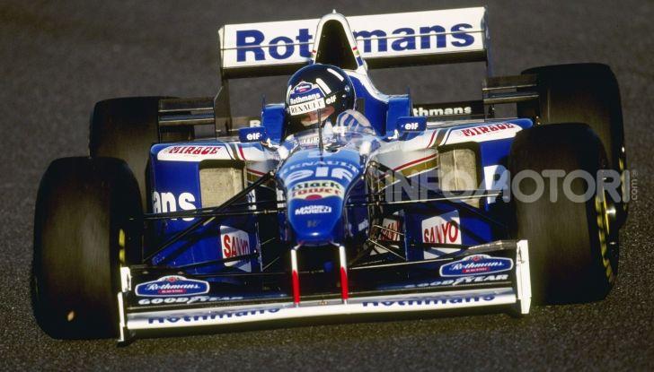 Williams F1 1996 Damon Hill