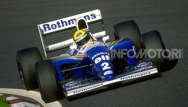 Williams F1 1994 Ayrton Senna