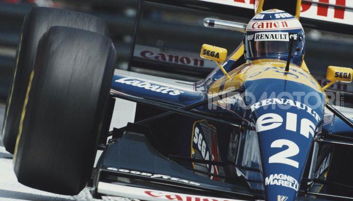 Williams F1 1993 Alain Prost