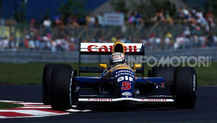 Williams F1 1992 Nigel Mansell