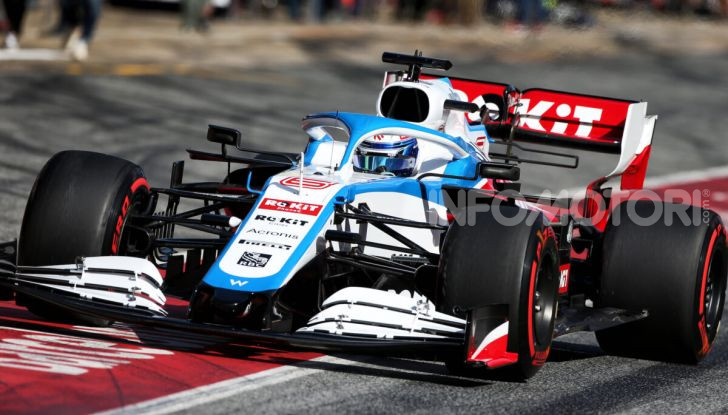 Williams F1 2020 Nicholas Latifi