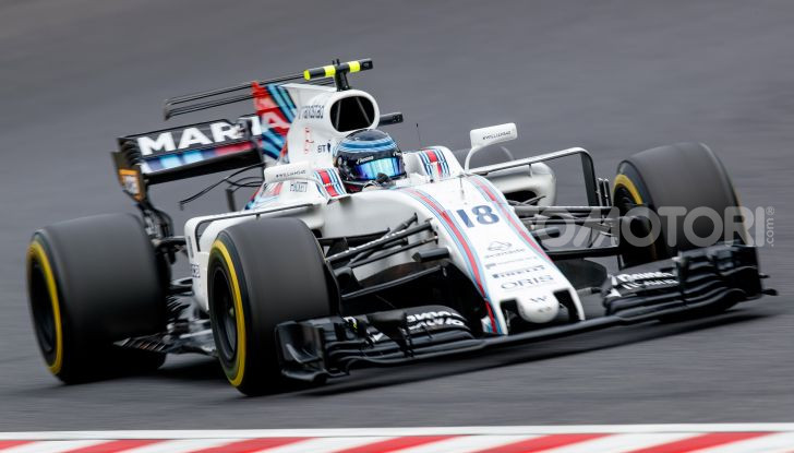 Williams F1 2017 Lance Stroll