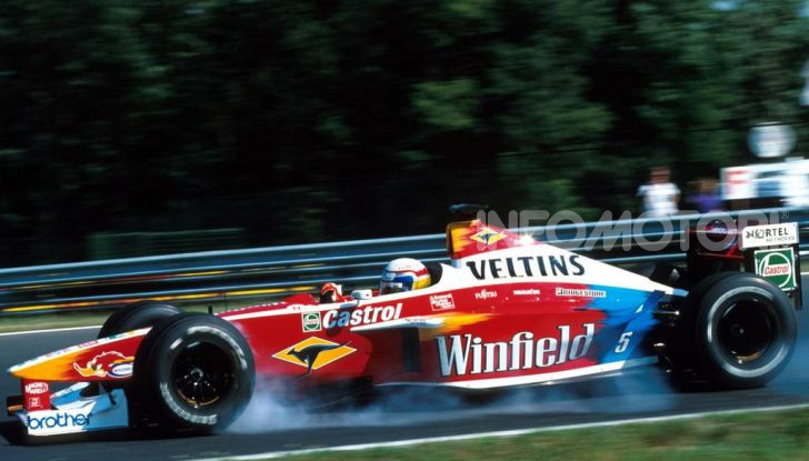 Williams F1 1999 Alex Zanardi