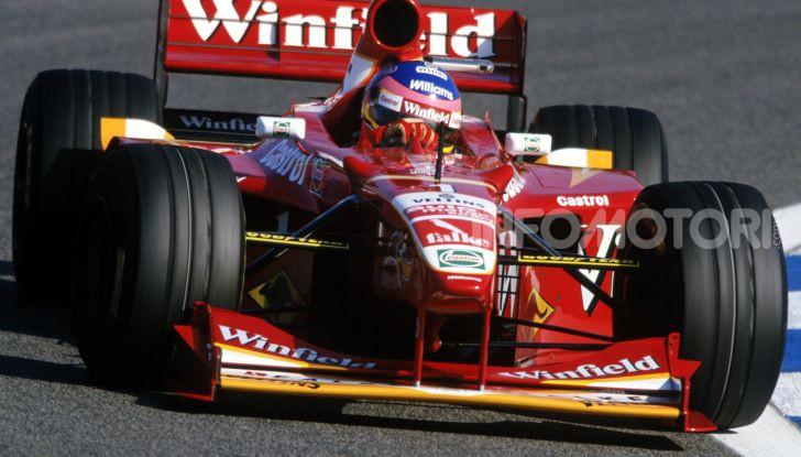 Williams F1 1998 Jacques Villeneuve