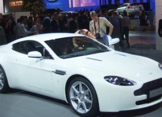 Aston Martin al Salone di Parigi 2006