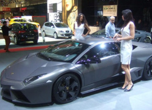Lamborghini al Motor Show di Bologna 2007 - Foto 1 di 16