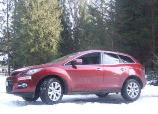 Mazda CX7 – Long Test Drive - Foto 1 di 26