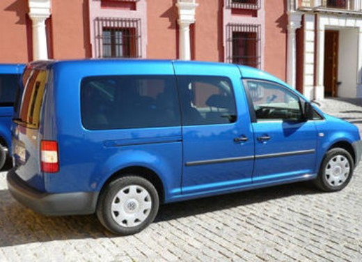 Volkswagen Caddy Maxi - Test Drive