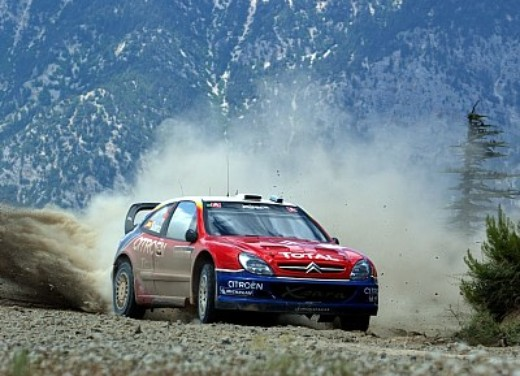 Infosport: Rally di Turchia 2004