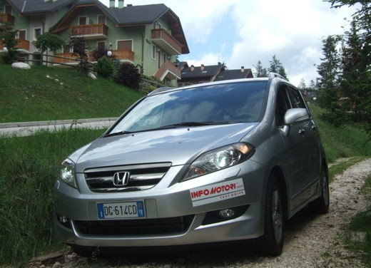 Honda FRV – Long Test Drive - Foto 2 di 54