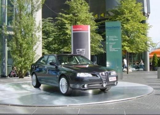 Alfa Romeo nuova 166: Test Drive