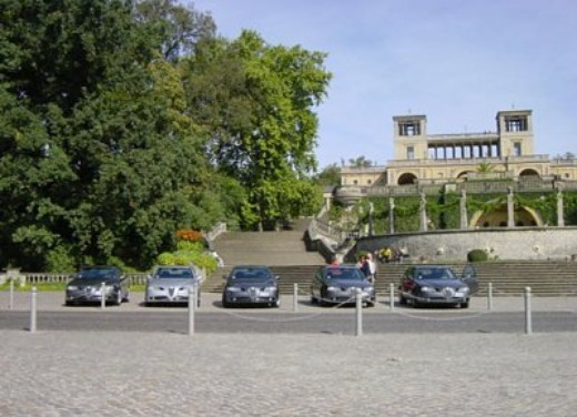 Alfa Romeo nuova 166: Test Drive - Foto 3 di 6