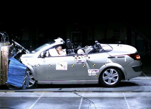 Ambiente e sicurezza: Renault Mégane C-C