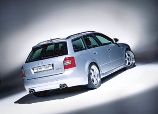 Audi AS4 Avant by Abt - Foto 2 di 3