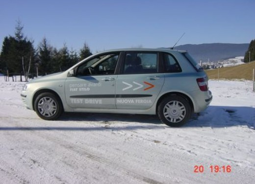 Fiat Stilo in tour - Foto 1 di 4