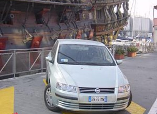 Fiat Stilo in tour - Foto 2 di 4