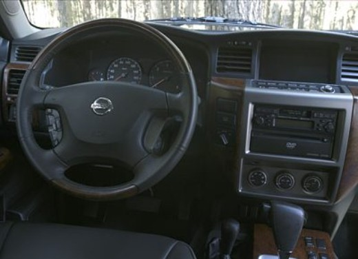 Nissan Patrol: Test Drive - Foto 8 di 8