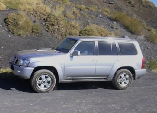 Nissan Patrol: Test Drive - Foto 4 di 8