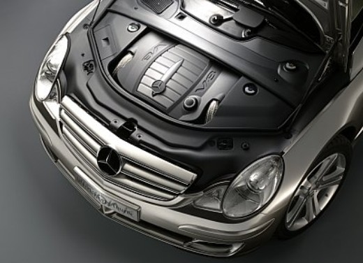 Mercedes Vision R GST - Foto 4 di 8