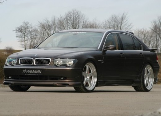 BMW 760i by Hamann