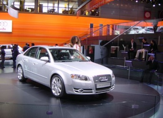 Audi al Salone di Parigi - Foto 4 di 8