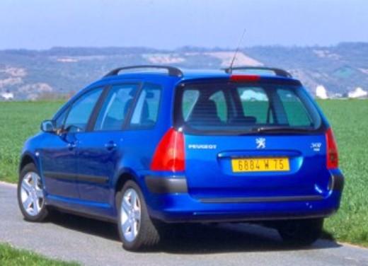 Peugeot 307 Break - Foto 2 di 8