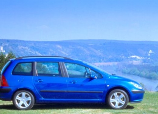 Peugeot 307 Break - Foto 4 di 8