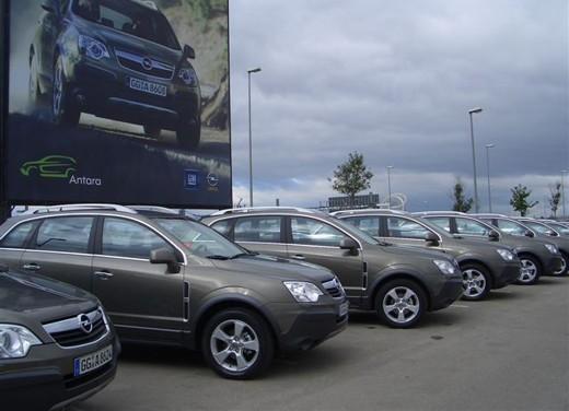 Opel Antara – Long Test Drive