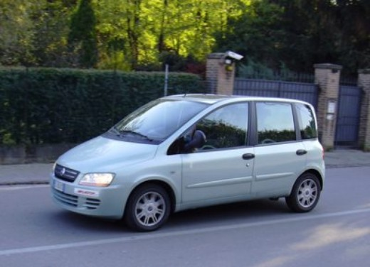 Fiat Multipla 1.9 JTD: Test Drive - Infomotori on