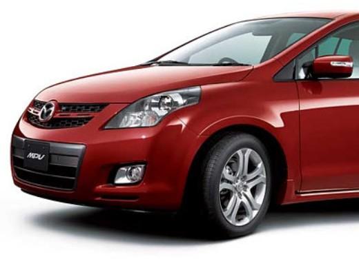 Mazda MPV - Foto 2 di 10