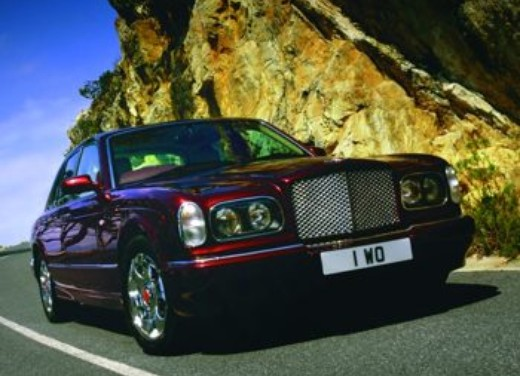 Bentley Arnage R - Foto 1 di 3