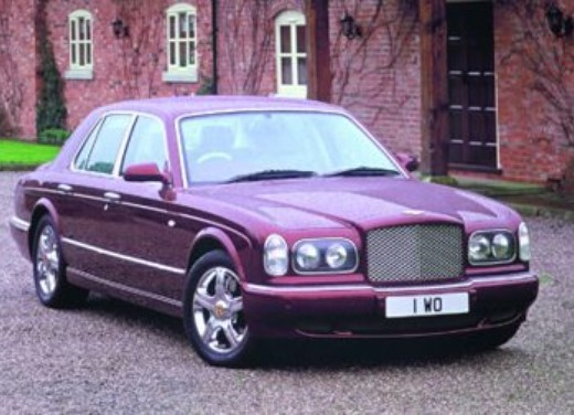 Bentley Arnage R - Foto 2 di 3