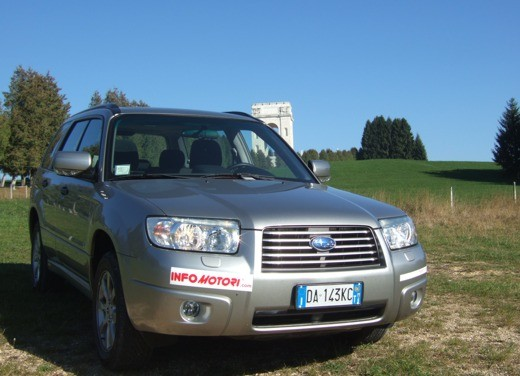 Subaru Forester 2.0 Bi-Fuel – Long Test - Foto 1 di 54
