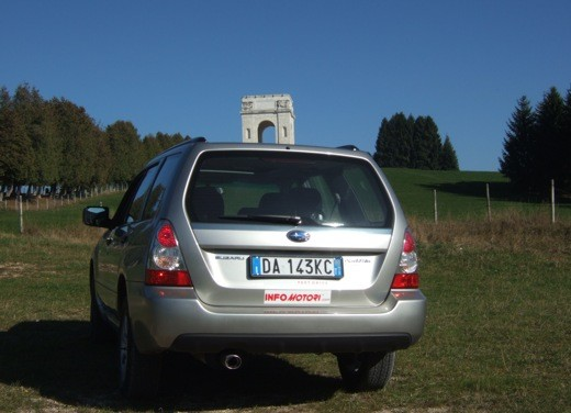 Subaru Forester 2.0 Bi-Fuel – Long Test - Foto 2 di 54