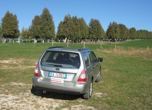 Subaru Forester 2.0 Bi-Fuel – Long Test - Foto 3 di 54